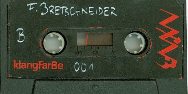 Scombermix (1985) – tape B
